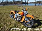 1947 Harley-Davidson Knuckelhead FL Original