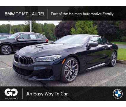 2021 BMW 8 Series M850i xDrive is a Black 2021 BMW 8-Series Car for Sale in Mount Laurel NJ