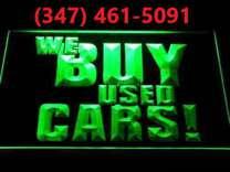 We Buy Cars, Rv's & Motorcycles