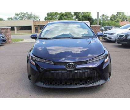 2020 Toyota Corolla for sale is a Blue 2020 Toyota Corolla Car for Sale in Redford MI