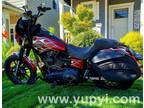 2016 Harley-Davidson Dyna Street Bob FXDB Many Extras