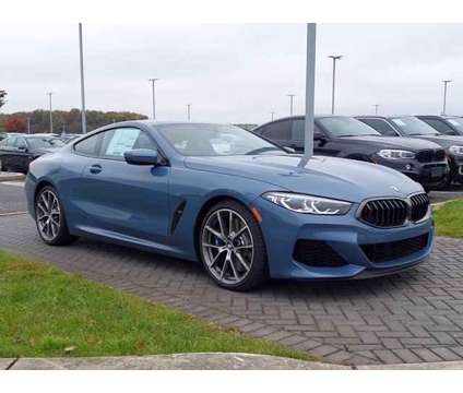 2021 BMW 8 Series M850i xDrive is a Blue 2021 BMW 8-Series Car for Sale in Mount Laurel NJ