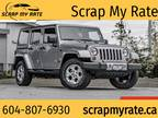 2013 Jeep Wrangler Unlimited SAHARA Accident Free / Local / Heated Seats / Nav