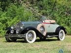 1930 Studebaker President Roadster 337 ci Straight 8 Cylinder Engine