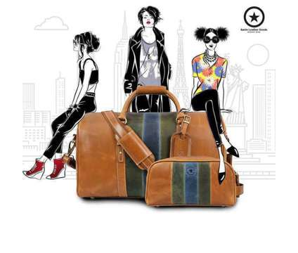 The Best Leather Products With Remarkable Quality is a Bags and Luggages for Sale in New York NY