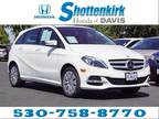 Used 2016 Mercedes-Benz B-Class Electric Drive DAVIS, CA 95618