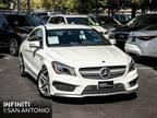 Used 2014 Mercedes-Benz CLA 45 AMG 4MATIC SAN ANTONIO, TX 78230