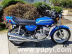 1972 Kawasaki H2 750 Mach IV Two Stroke Motorcycle