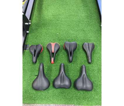 Standard Bicycle Seats - 7 available is a Bicycles for Sale in Mount Pleasant SC