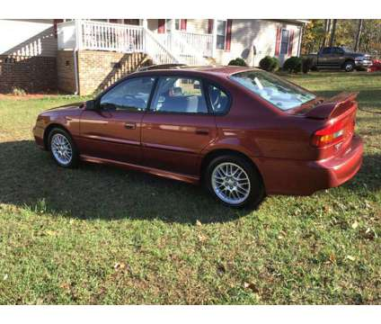 2002 AWD Subaru Legacy GT is a 2002 Subaru Legacy GT Sedan in Oxford NC