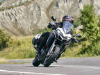 2021 Ducati Multistrada 950 S Spoked Wheel