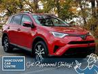 2017 Toyota RAV4 AWD LE $219 B/W /w Backup Cam, Heated Seats. DRIVE HOME TODAY!