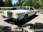 1978 Lincoln Mark V Coupe 460