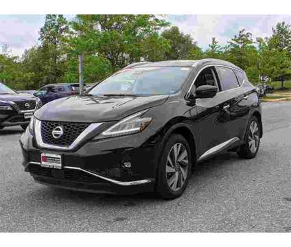 2020 Nissan Murano SL is a Black 2020 Nissan Murano SL SUV in Bowie MD