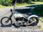 1941 Harley-Davidson Hard Tail Knuckle Head WW2 Restored