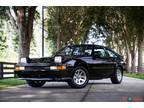 1984 Toyota Celica Supra 2.8L Black