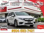 2018 Honda Odyssey EX - Honda Certified 7 YR/160K Warranty