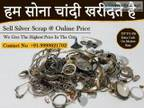 Cash For Silver In Delhi -