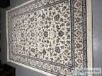 Beautiful Floral Area rug in VERY GOOD Condition