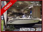 2018 Chaparral Sunesta 224 Boat for Sale