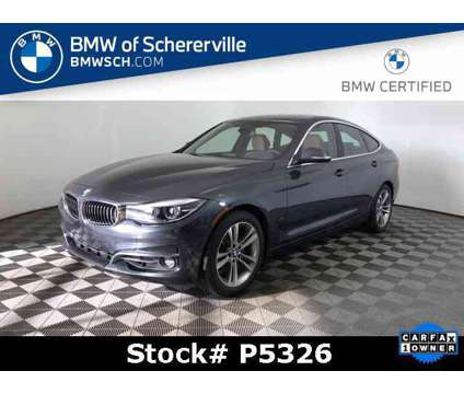 2018 BMW 3 Series 330i xDrive is a Grey 2018 BMW 3-Series Hatchback in Schererville IN