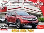 2017 Honda CR-V Touring AWD NAV Honda Certified 7 YR/160K Warranty