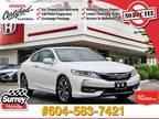 2017 Honda Accord Coupe EX - Honda Certified 7 YR/160K Warranty