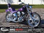 CROWN ROYAL TRIBUTE SHOW BIKE with LOW miles and very well