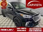 2017 Hyundai Santa Fe XL XL LIMITED AWD - 6 PASSENGER-
