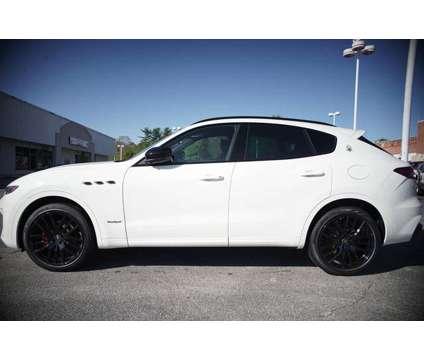 New 2021 Maserati Levante SUV is a White 2021 Maserati Levante SUV in Warwick RI