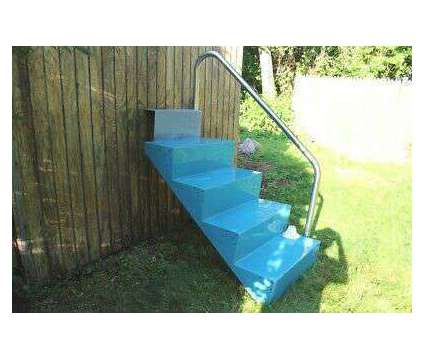 Swimming Pool Steps Fiberglass with Stainless Rail is a Everything Else for Sale in Essex MA