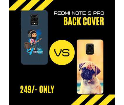 FREE Shipping – Buy REDMI Note 9 Pro Covers – Sowing Happiness is a Auction Sales listing in New Delhi DL