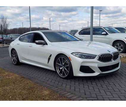2020 BMW 8 Series M850i is a White 2020 BMW 8-Series Car for Sale in Mount Laurel NJ
