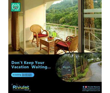 Rivulet Resort is a Travel Services service in Cochin KL