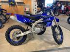 2021 Yamaha WR450F Motorcycle for Sale