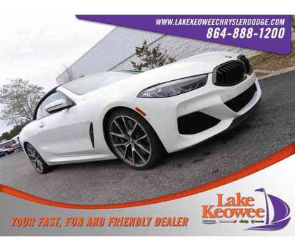 2020 BMW 8 Series M850i xDrive is a White 2020 BMW 8-Series Car for Sale in Seneca SC