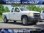2011 Chevrolet Silverado 1500 Work Truck 4x2 Work Truck 4dr Extended Cab 6.5 ft.