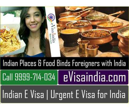 Indian Places & Food Binds Foreigners with India is a Travel Services service in New Delhi DL