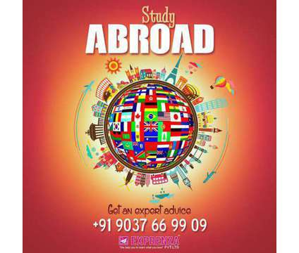 Study Abroad | Exprenza is a Other Announcements listing in Ernakulam KL