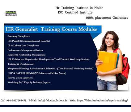 Choose the Best HR Generalist Training Institute in Noida is a Technology Classes service in Delhi DL