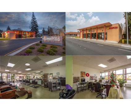 Mint Salon & Spa for Sale at 10617 S De Anza Blvd in Cupertino CA is a Retail Property for Sale