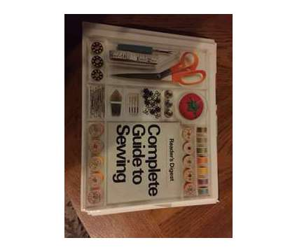 Readers Digest Complete Guide to Sewing is a Used Manuals for Sale in Wescosville PA