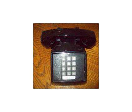Vintage Black Desk Push Button Phone is a Black Everything Else for Sale in Wescosville PA