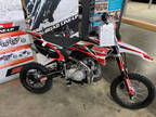2021 SSR Motorsports SR125 TR