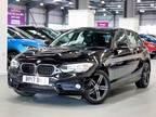 BMW 1 Series 116D 1.5 Sport 5dr Nav Comfort Pack 2017, 25182 miles