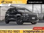 2021 Jeep Cherokee Altitude - Sunroof
