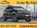 2021 Jeep Cherokee Trailhawk - Sunroof