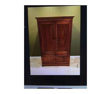 Ethan Allen Armoire/TV Entertainment Center is a Armoires for Sale in Wescosville PA