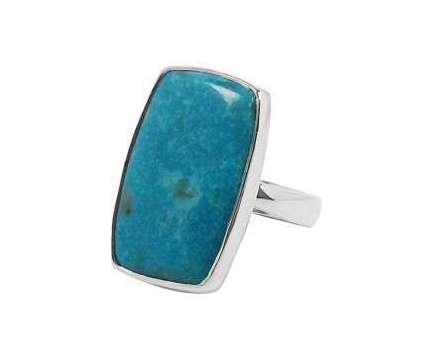 Buy Sterling Silver Turquoise Jewelry At Wholesale Price From Rananjay Export is a Rings for Sale in Jaipur RJ