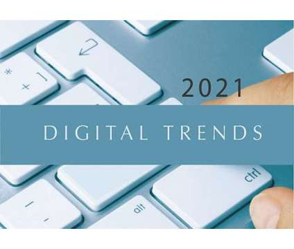 Top Digital Marketing Trends for 2021 is a Other Creative service in Bangalore KA